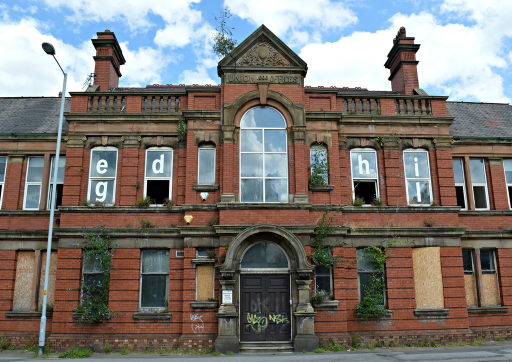 This Abandoned Psychiatric Hospital In Stockport Has A Gruesome History Proper Manchester
