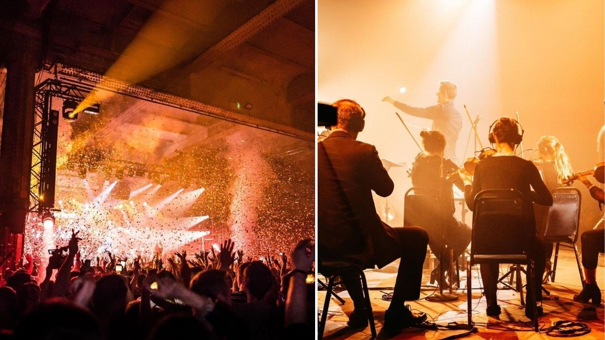 Hacienda Classical at the Warehouse Project